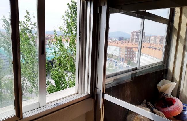 Comprehensive reform in Vitoria, Gazalbide neighborhood. Basque Country.