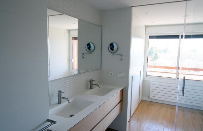 Bathrooms in Navarra-Refurbishing and new construction
