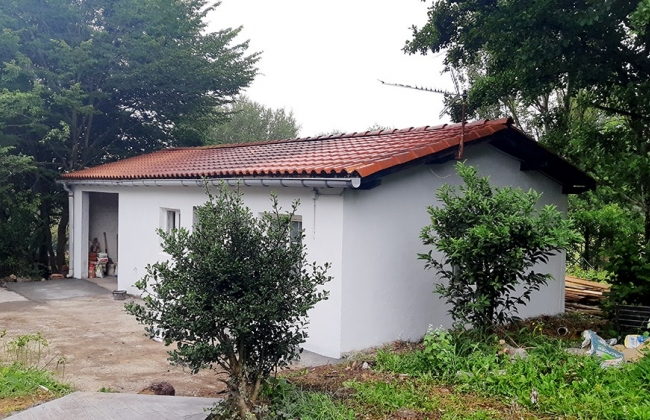 Chalet located in Laukiz, near to Bilbao - Basque Country.