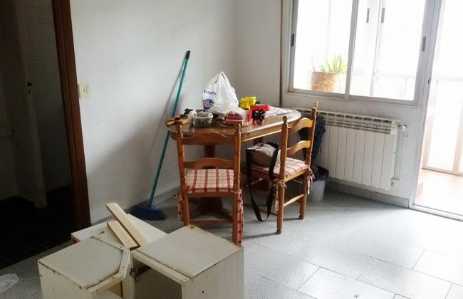 Comprehensive reform in Vitoria, Zaramaga neighborhood.