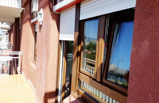 Comprehensive reform in Vitoria, District Avenida. Basque Country.