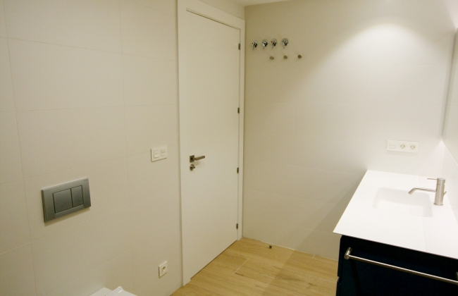 Comprehensive reform of an apartment in Pamplona center